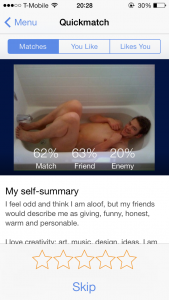 dude in bathtub