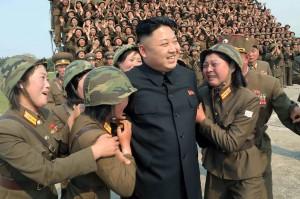 Kim with the ladies 2