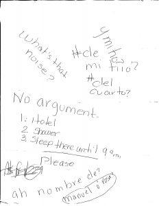 PoopTeen Letter 1